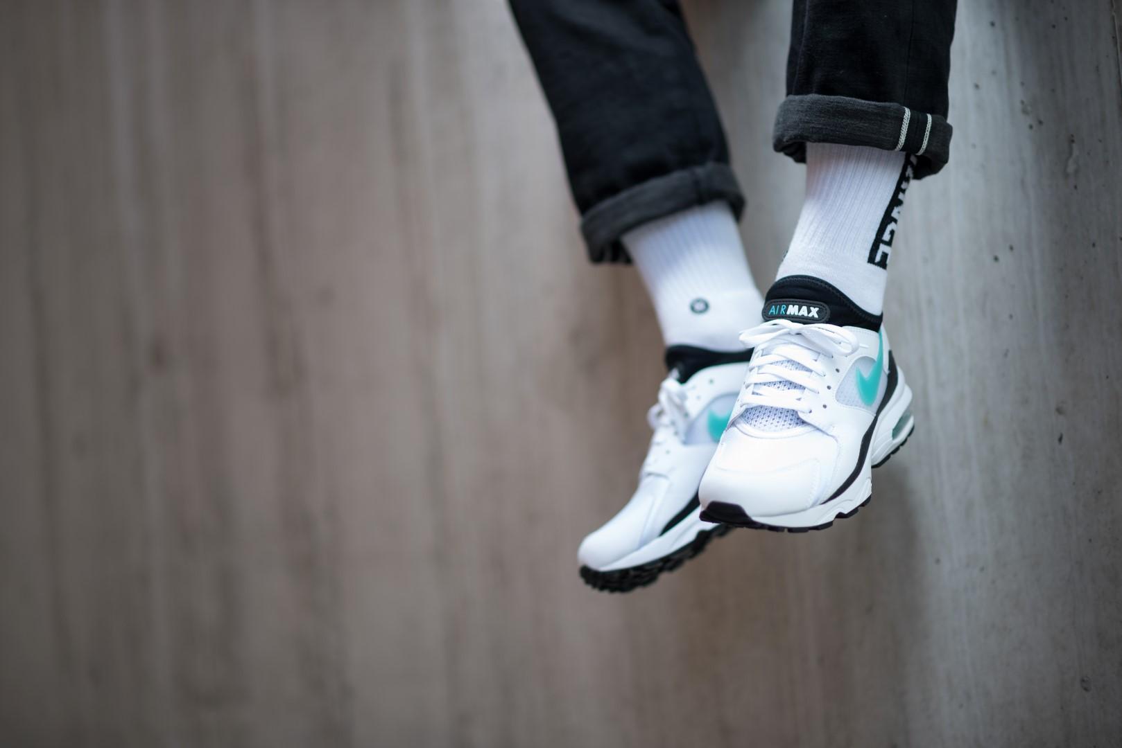 WOMFT? Recap Nike Air Max 93 WOMFT? What's On My Feet